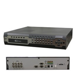 Nubix 8RT: 8-Channel Real Time Security DVR