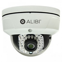 Outdoor IP Dome Security Camera- alibi-ipv3030r_1